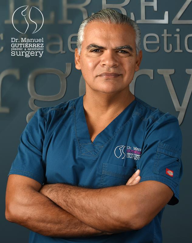 Dr. Manuel Gutierrez – Cirujano Plastico Certificado